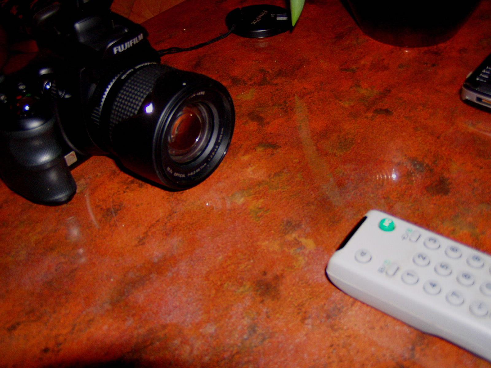 photo camera IR check