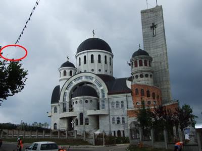 Zalau cathedral photo 2