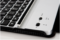 ZAGGfolio has a built-in bluetooth keyboard