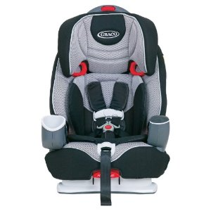Graco Nautilus 3-in-1 front facing car seat for toddlers